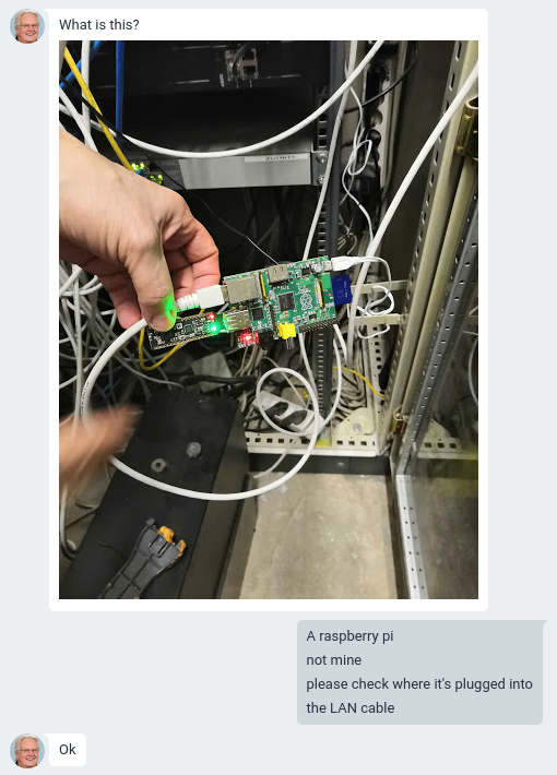 Excellent The Curious Case Of The Raspberry Pi In The Network Closet Wiring Cloud Peadfoxcilixyz